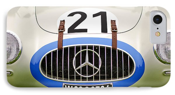 1952 Mercedes-benz W194 Coupe Phone Case by Jill Reger