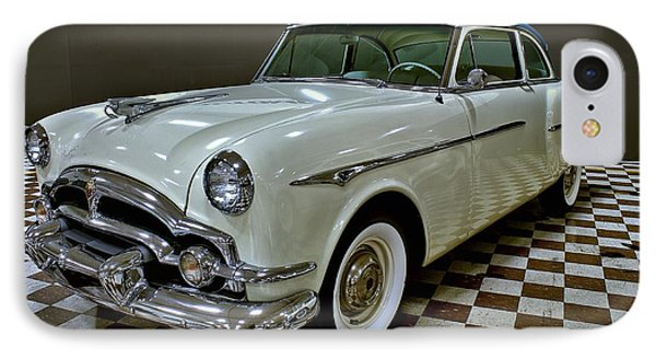 1953 Packard Clipper IPhone Case by Michael Gordon