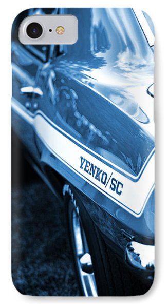 1969 Chevrolet Camaro Yenko Sc 427 Phone Case by Gordon Dean II