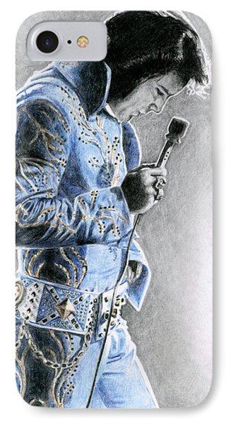1972 Light Blue Wheat Suit IPhone Case by Rob De Vries