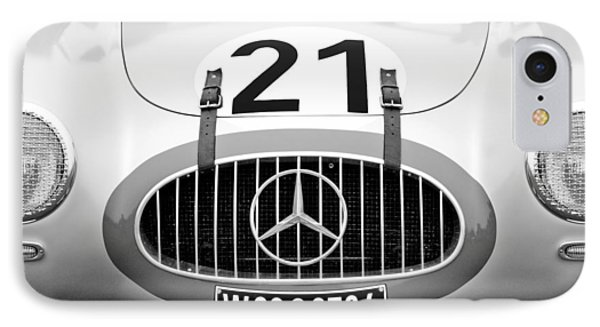 1952 Mercedes-benz W194 Coupe IPhone Case by Jill Reger