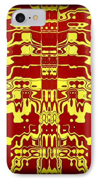 Abstract Series 1 Phone Case by J D Owen