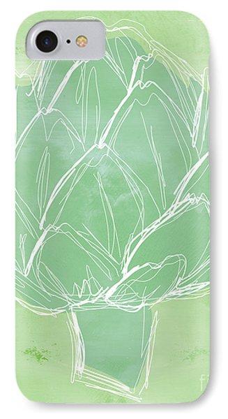 Artichoke IPhone 7 Case by Linda Woods