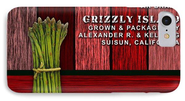 Asparagus Farm IPhone Case by Marvin Blaine