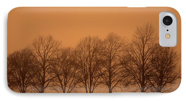 Beautiful Trees In The Fall Phone Case by Toppart Sweden
