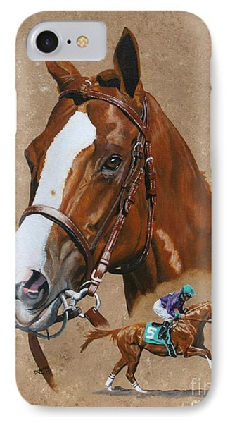 California Chrome IPhone Case by Pat DeLong