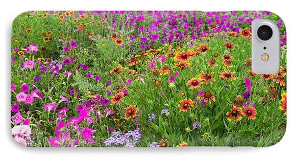 Garden Delight Phone Case by Lynn Bauer