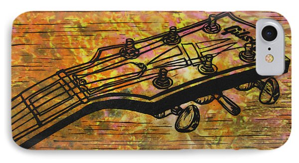 Gibson IPhone Case by William Cauthern
