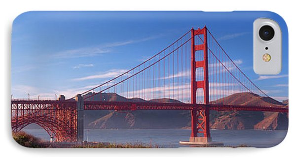 Golden Gate Bridge San Francisco IPhone Case by Panoramic Images