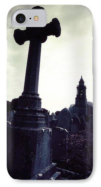 Graveyard Phone Case by Joana Kruse