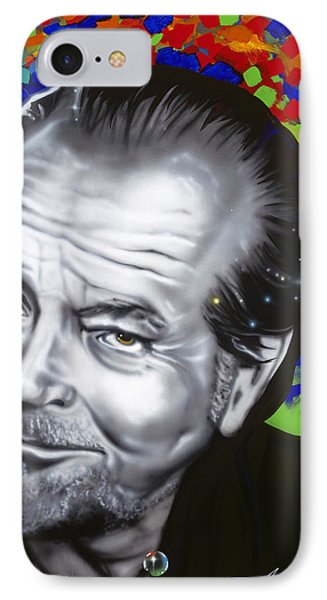 Jack IPhone Case by Alicia Hayes