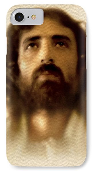 Jesus In Glory Phone Case by Ray Downing