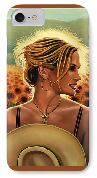 Julia Roberts IPhone Case by Paul Meijering