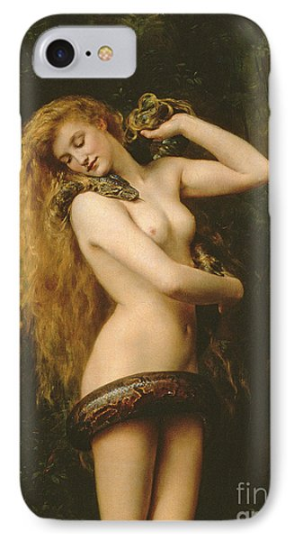 Lilith IPhone 7 Case by John Collier