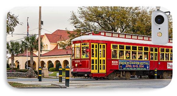 New Orleans Streetcar Phone Case by Steve Harrington