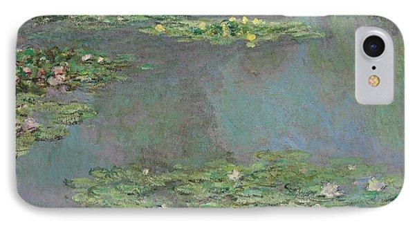 Nympheas IPhone Case by Claude Monet