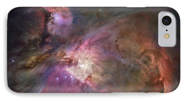 Orion Nebula IPhone Case by Sebastian Musial