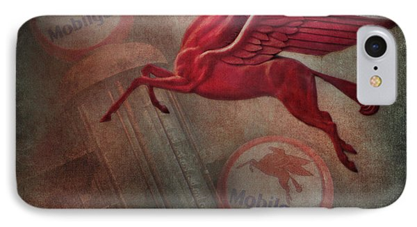 Pegasus IPhone 7 Case by David and Carol Kelly