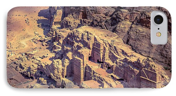 Petra IPhone Case by Alexey Stiop