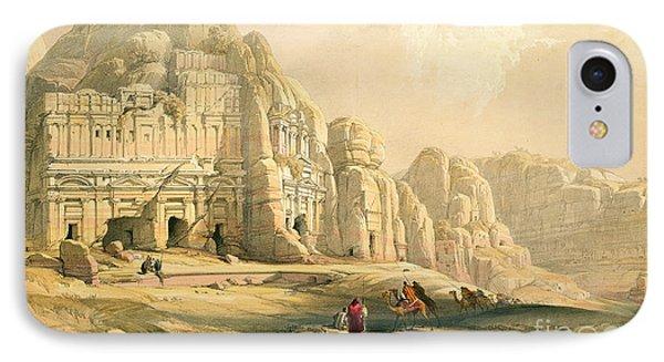 Petra IPhone Case by David Roberts