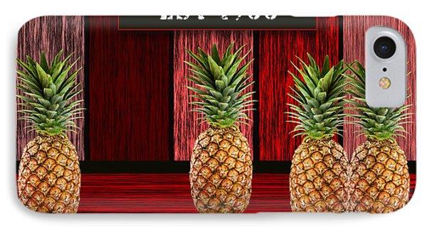 Pineapple Farm IPhone Case by Marvin Blaine