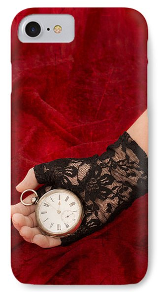 Pocket Watch Phone Case by Amanda Elwell