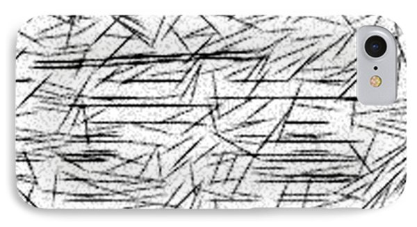 Postmodern Abstraction Phone Case by Jonathan Harnisch