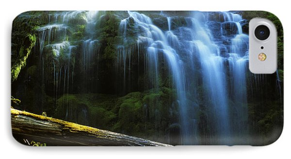 Proxy Falls Oregon Phone Case by Bob Christopher