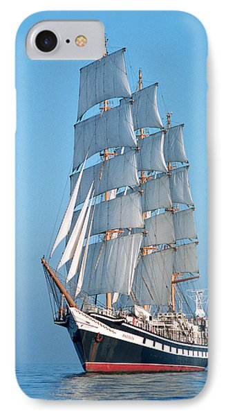 Sailing Ship Phone Case by Anonymous