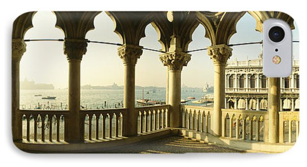 Saint Mark Square, Venice, Italy IPhone Case by Panoramic Images