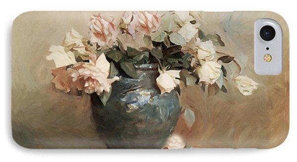 Silence Is Beautiful IPhone Case by Georgiana Romanovna