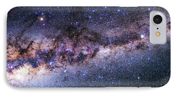 Southern View Of The Milky Way IPhone Case by Babak Tafreshi