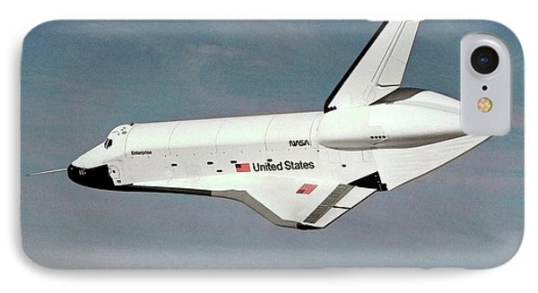 Space Shuttle Prototype Testing IPhone Case by Nasa
