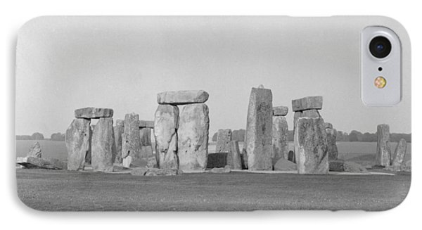 Stonehenge Phone Case by Anonymous