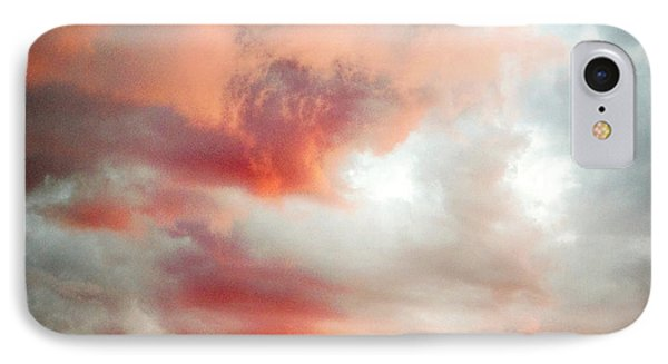 Sunset Sky Phone Case by Les Cunliffe