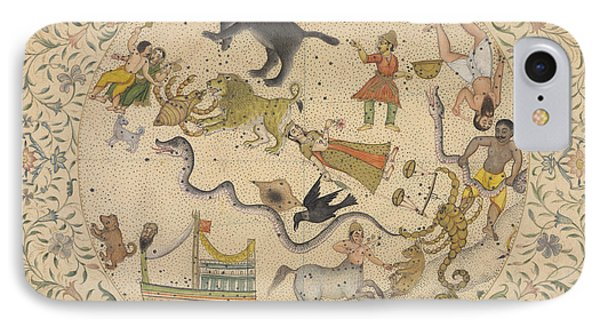 The Constellations IPhone Case by British Library