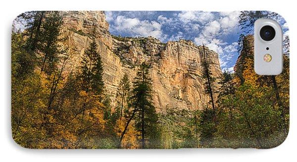The Hills Of Sedona  IPhone Case by Saija  Lehtonen