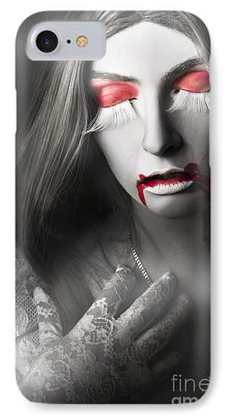 Vampire IPhone Case by Jorgo Photography - Wall Art Gallery