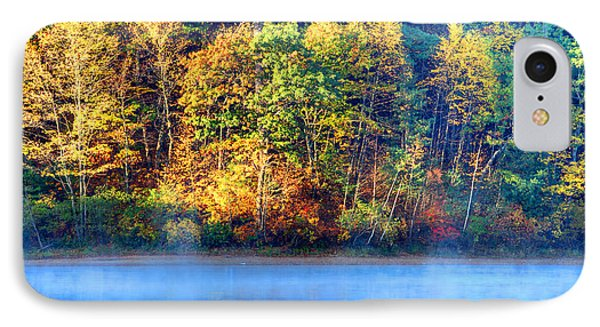 Walden Pond IPhone Case by Denis Tangney Jr