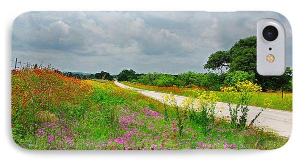 Wildflower Wonderland Phone Case by Lynn Bauer