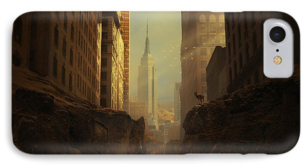 2146 IPhone 7 Case by Michal Karcz