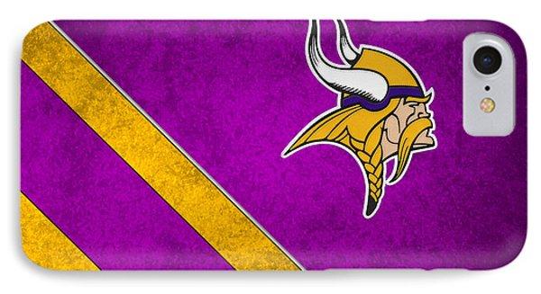 Minnesota Vikings Phone Case by Joe Hamilton