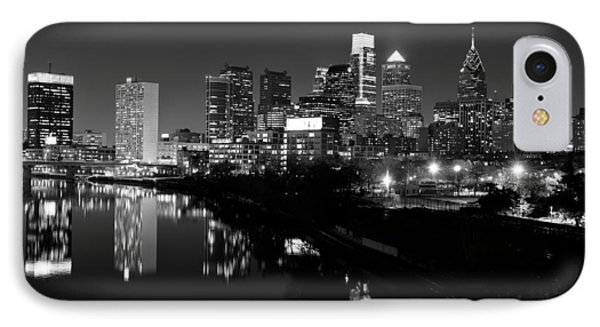 23 Th Street Bridge Philadelphia IPhone Case by Louis Dallara