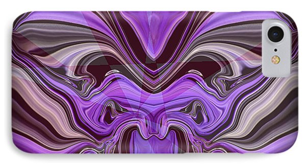 Abstract 77 Phone Case by J D Owen
