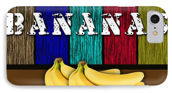 Bananas Phone Case by Marvin Blaine