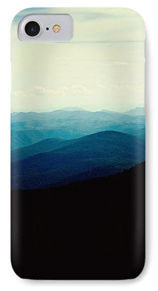 Blue Ridge Mountains IPhone Case by Kim Fearheiley