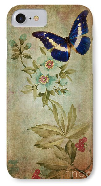 Butterfly Phone Case by Angela Doelling AD DESIGN Photo and PhotoArt
