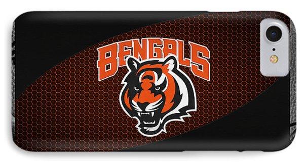 Cincinnati Bengals Phone Case by Joe Hamilton
