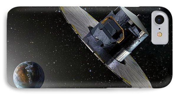 Gaia Space Probe IPhone Case by D Ducros/european Space Agency