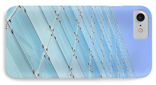 Glass Building IPhone Case by Tom Gowanlock